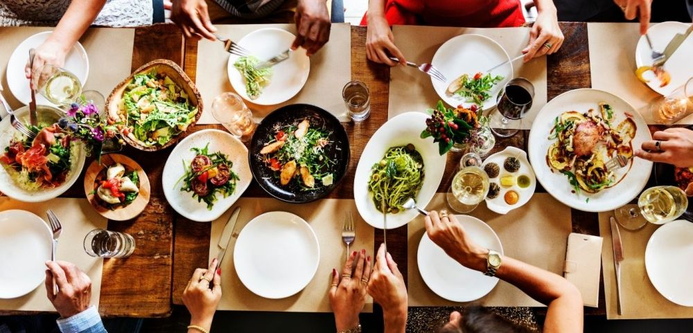 eating out with PCOS