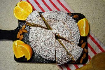 Portuguese Vegan Cake