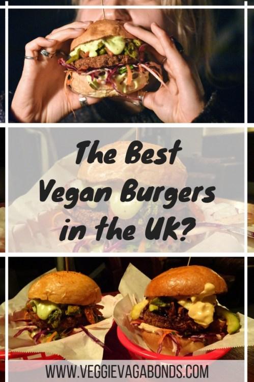 Best Vegan Burger