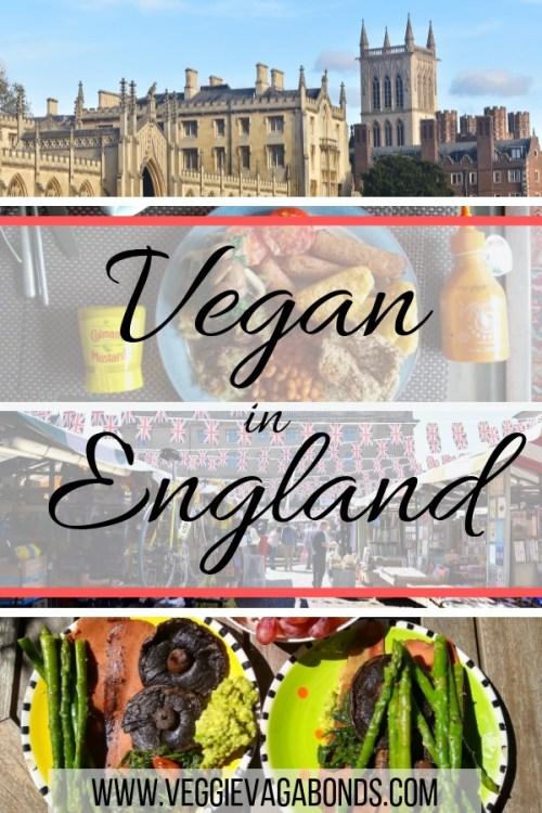 Vegan in England