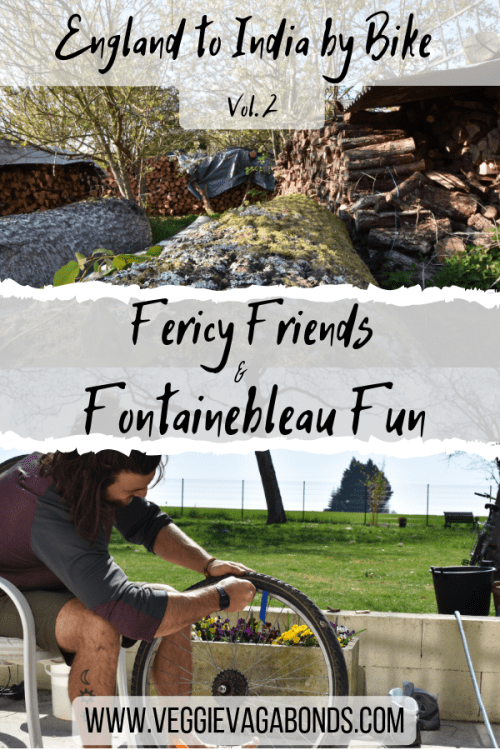 Fericy Fontainebleau