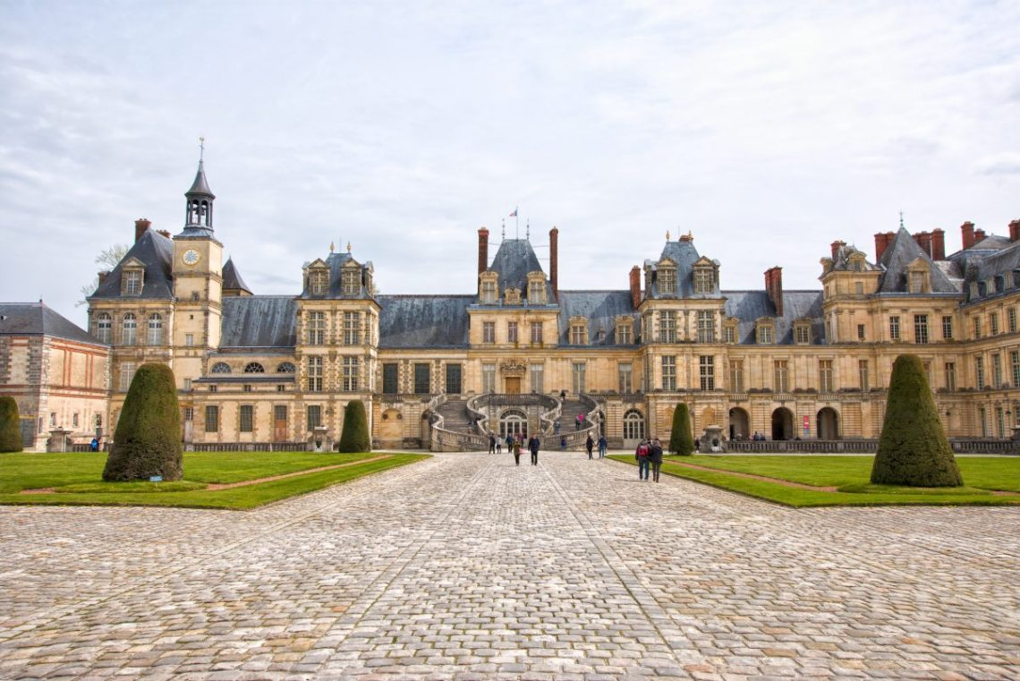 Fontainebleau Fericy