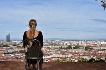 Overlooking Lyon