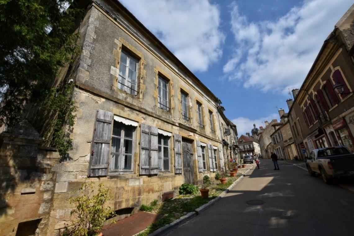 House in Vézelay