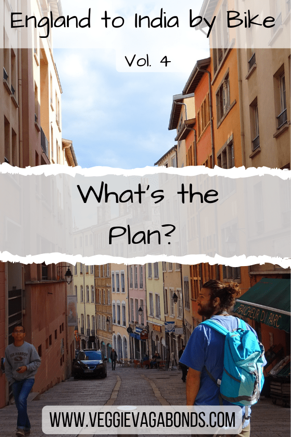 Our Journey Week 8 What's the Plan - Lyon city