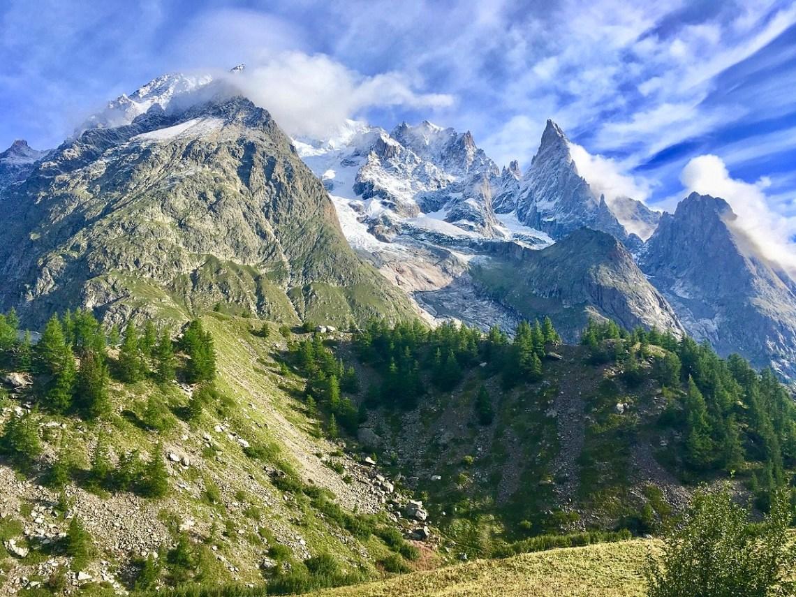 Tour du Mont Blanc (TMB) Hiking Trail