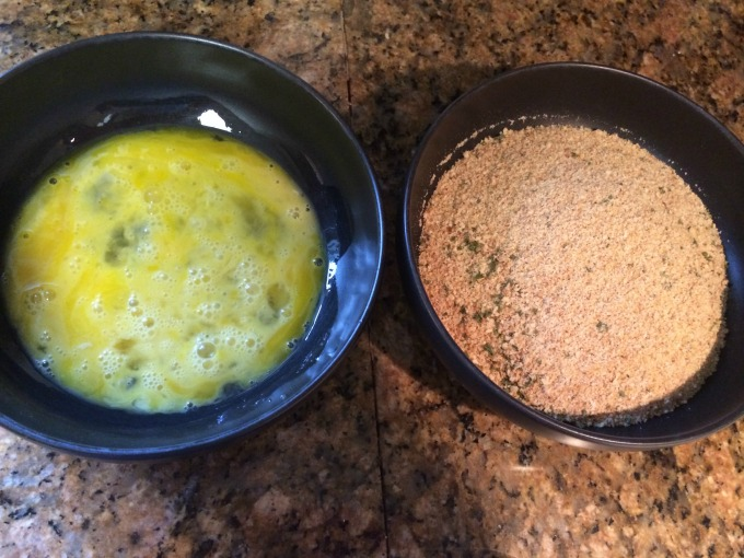Eggs and Breadcrumbs