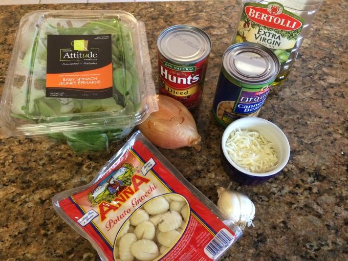 Gnocchi Ingredients