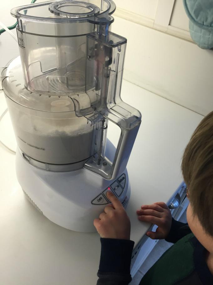 Using Food Processor