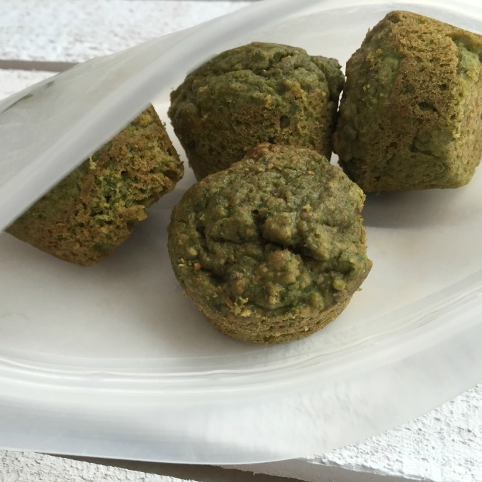Kale Muffins