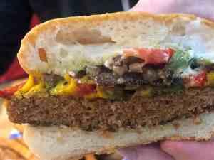 Everything Burger Vegan Review