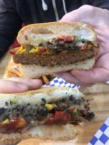 Vegan Burgers at Everything Burger