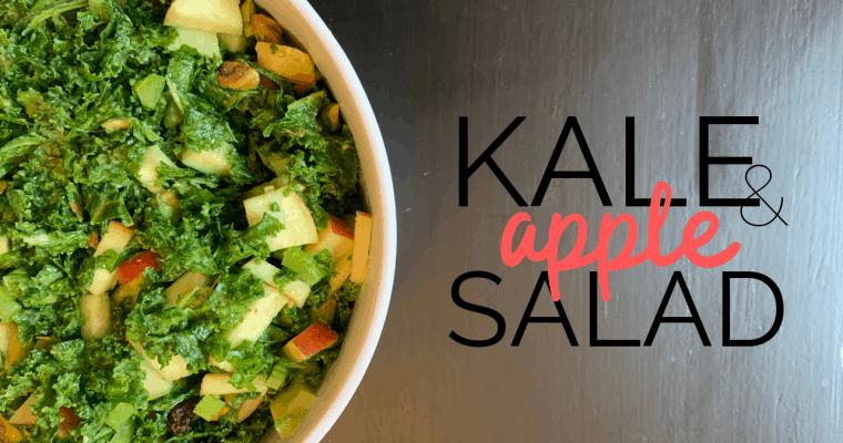 Kale & Apple Salad