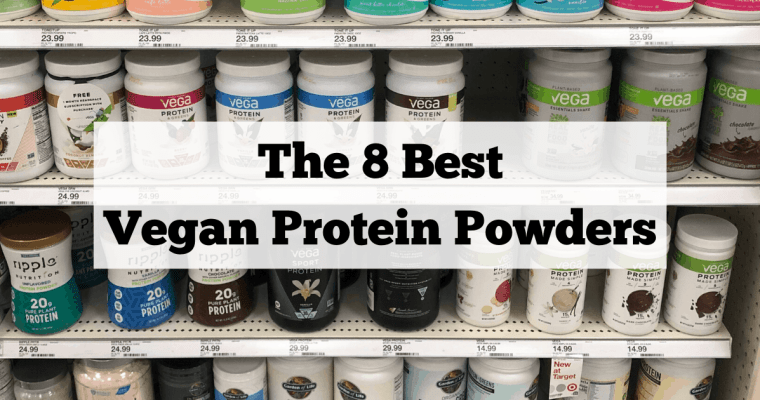 What is the Best Vegan Protein Powder?