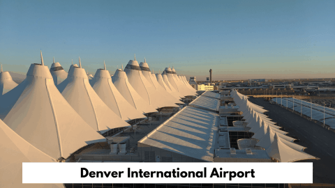 Vegan Options at Denver International Airport