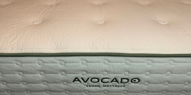 The Avocado Vegan Mattress