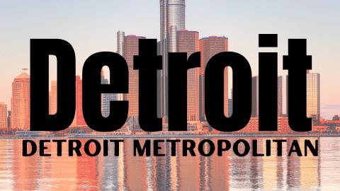 Detroit Airport Vegan Options