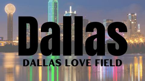 Dallas Love Field Vegan Options