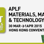 Header showing APLF 2015 details