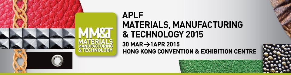 Header showing APLF 2015 details