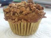 crunchy muffins