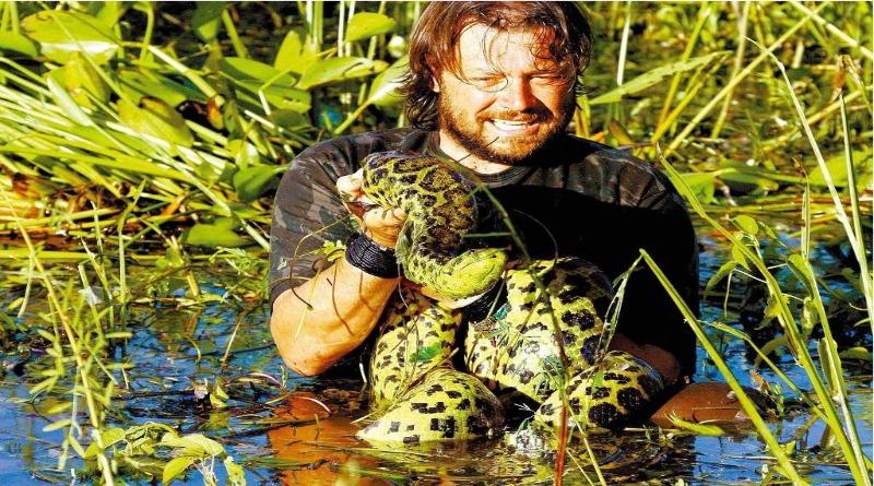 Famoso na TV e autuado pelo Ibama é o novo embaixador do ecoturismo do Brasil
