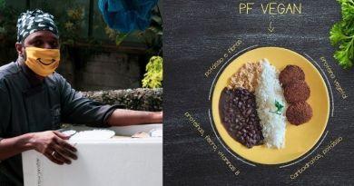 Ex-morador de rua abre resturante vegetariano em São Paulo