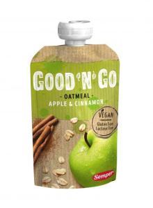 Semper lanserar nya veganska glutenfria mellanmål 3