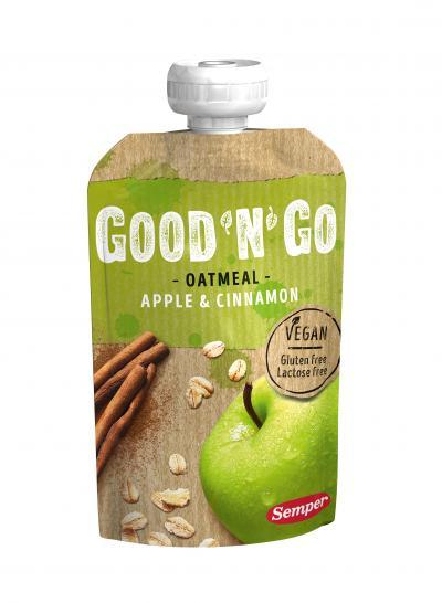 Semper lanserar nya veganska glutenfria mellanmål 1