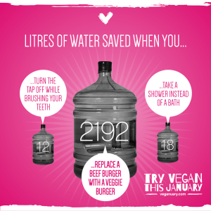 veganuary-water-use