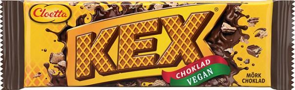 En förpackning Kexchoklad Vegan