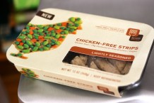 Beyond Meat packet