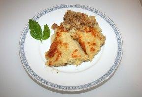 A serving of shepherd's pie