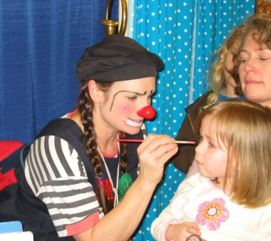 Face Painting 2007