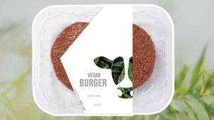 Vion vegan burger