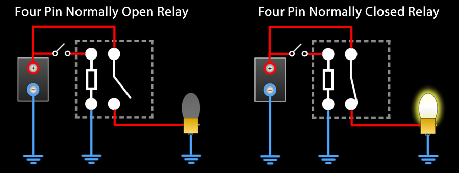 Relays In Auto Electrics A Basic Guide