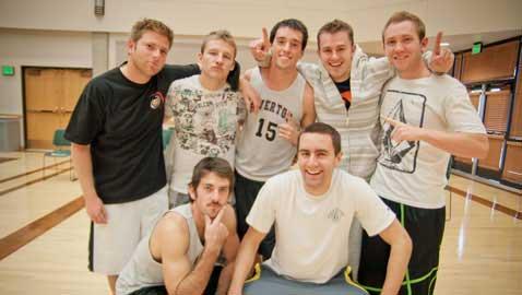 Turnout spurs dodgeball tournament to success