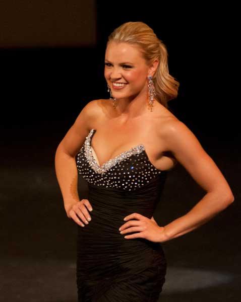 UVU's Danica Olsen competes for Miss America