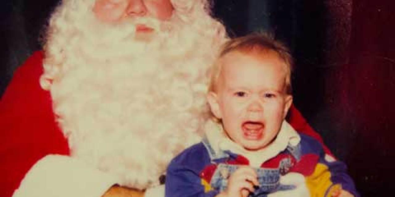 Santa Clause Myth