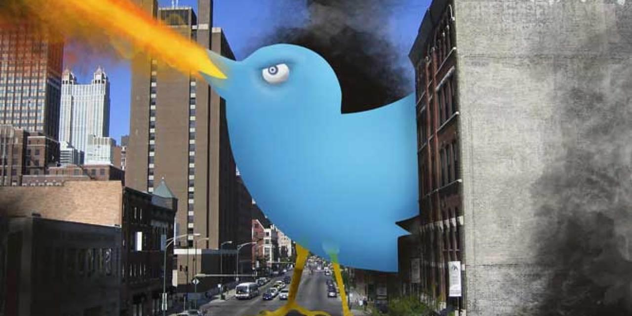 The evils of social media
