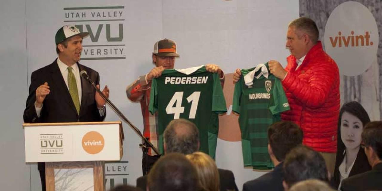 Vivint's $2 million gift establishes sales program at UVU
