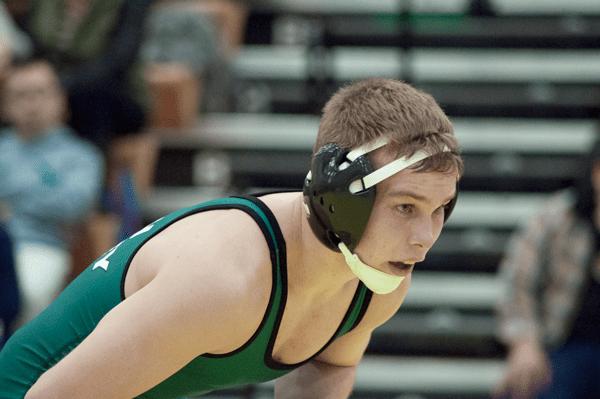 UVU wrestling defeats South Dakota State late in dual
