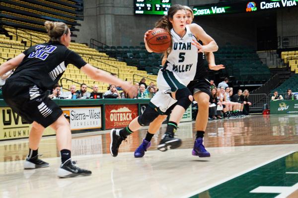 Progress made by UVU women's basketball sets up new possibilities
