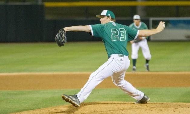 Baseball: UVU advances to title game behind Mayer, bats