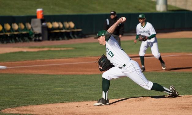 Baseball: Cofer throws a gem, Wolverines beat CSU 4-1
