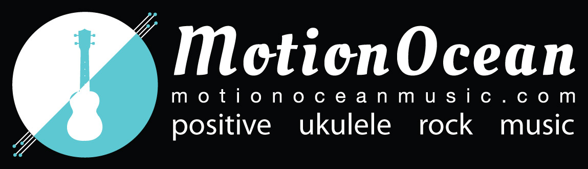 Motion Ocean - positive ukulele rock music