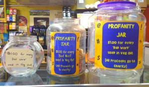 Profanity Jar