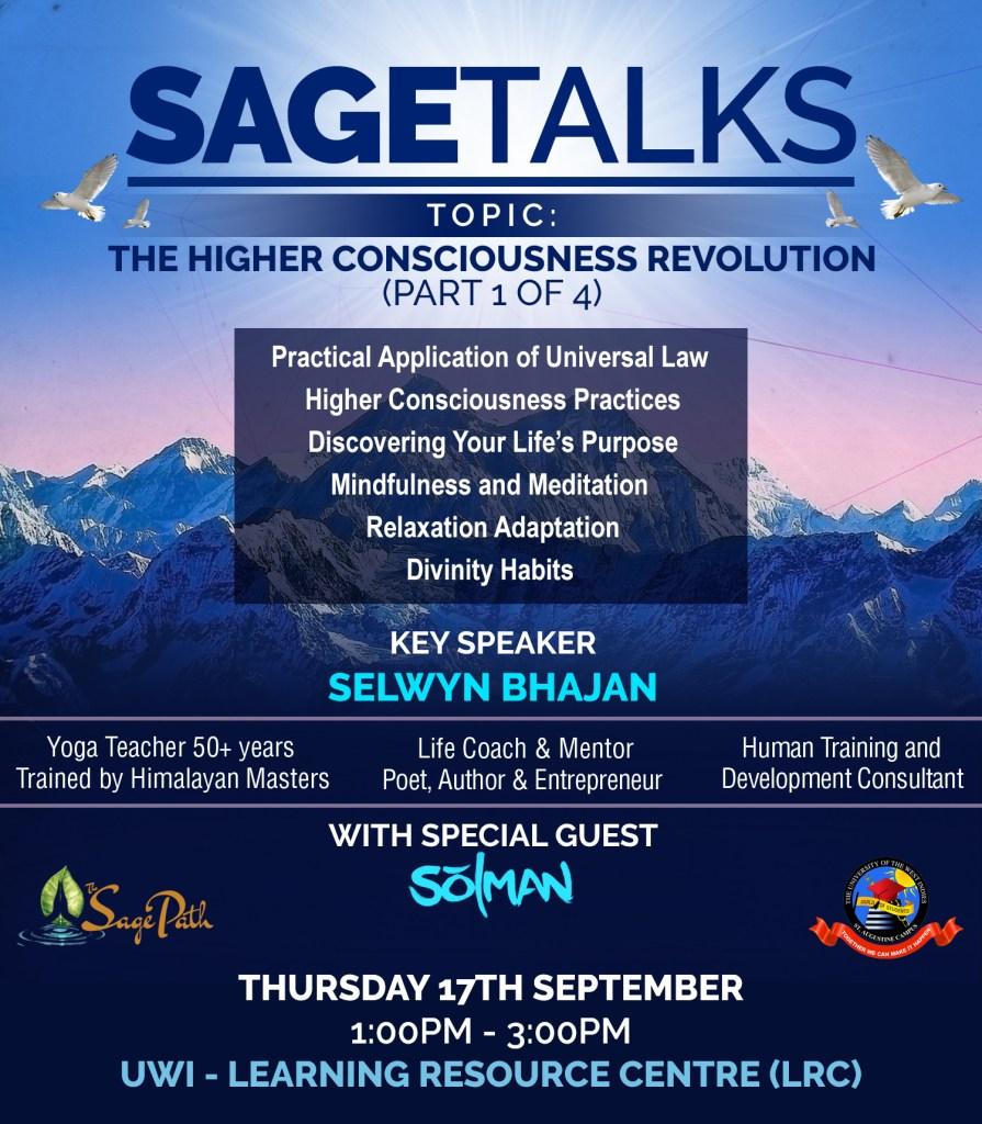 Sage Talks