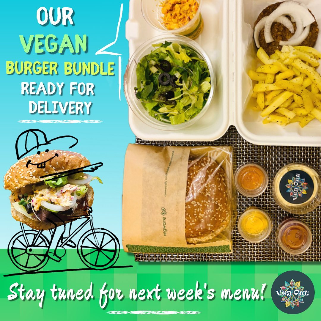 Wednesday 21st October Vegan Delivery