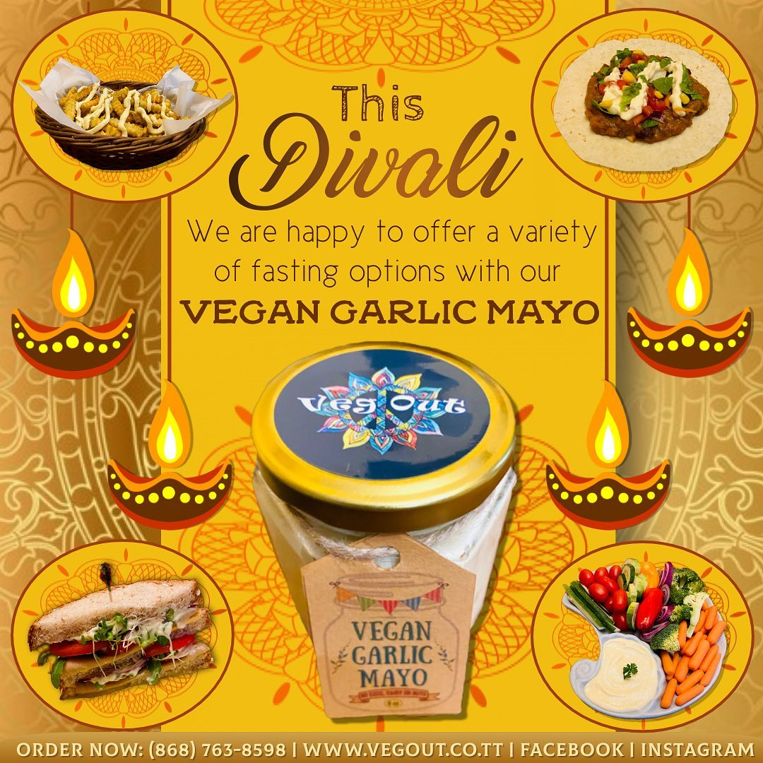 Garlic Sauce for Divali